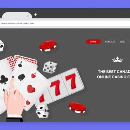 Top 10 Canadian Casino Sites