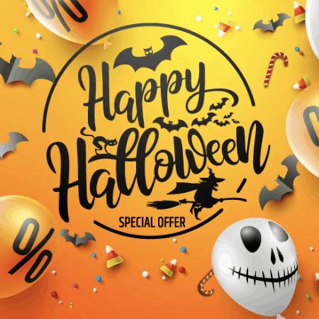 Best Canadian online casino Halloween promotions 2020