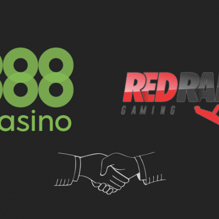 888 Casino partners up with Red Rake Gaming