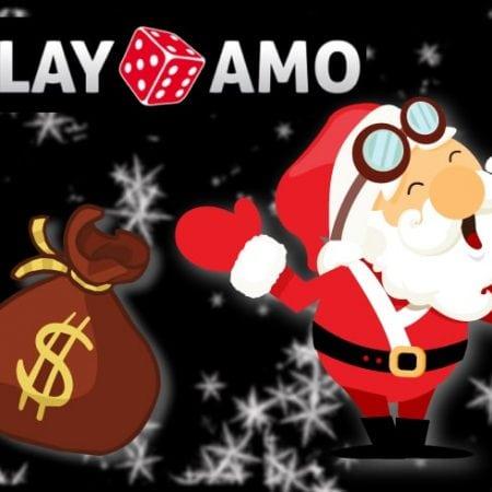 PlayAmo Santa's Gifts for Christmas and New Year 2021