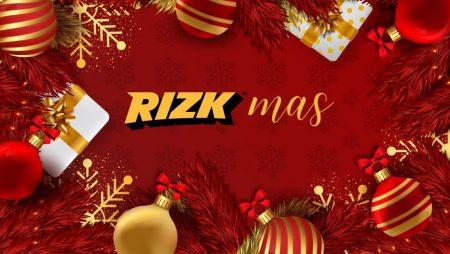 RIZKMAS AT RIZK CASINO — DAILY GIFTS!