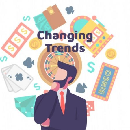 Changing Trends in Canadian Online Gambling