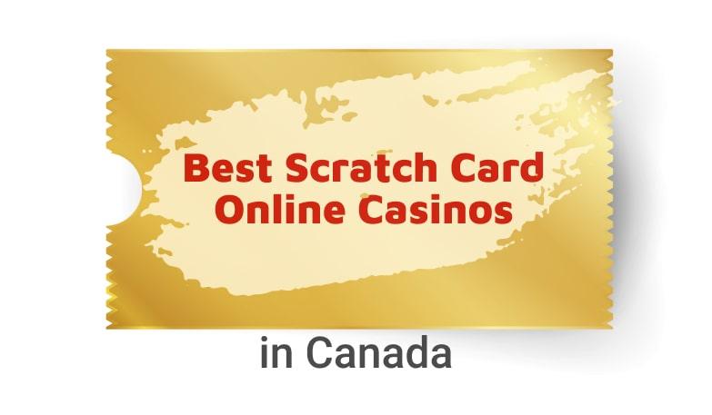 Best Scratch Card Online Casinos in Canada
