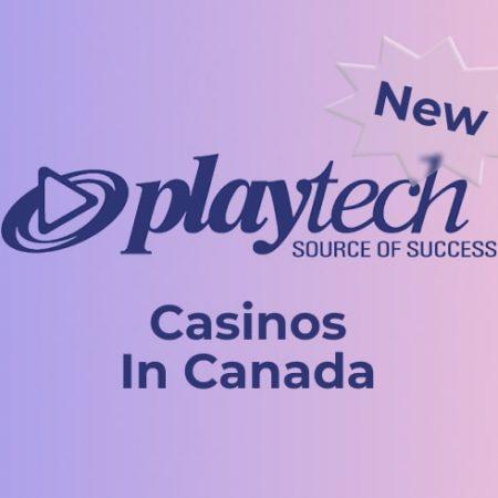 New Playtech Casinos in Canada
