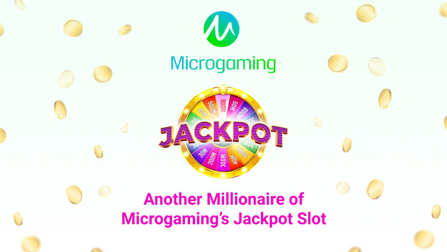 Another Millionaire of Microgaming's Jackpot Slot