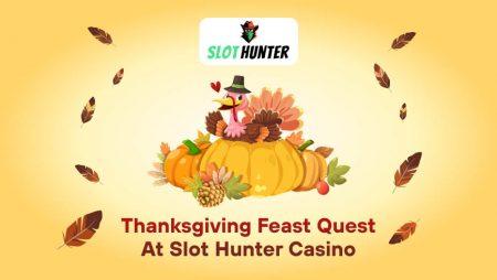 Thanksgiving Feast Quest at Slot Hunter Casino