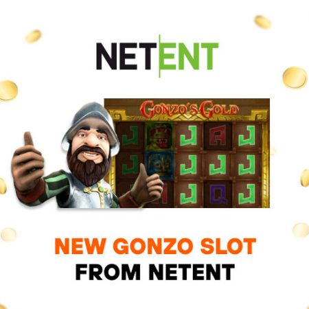 New Gonzo Slot from NetEnt