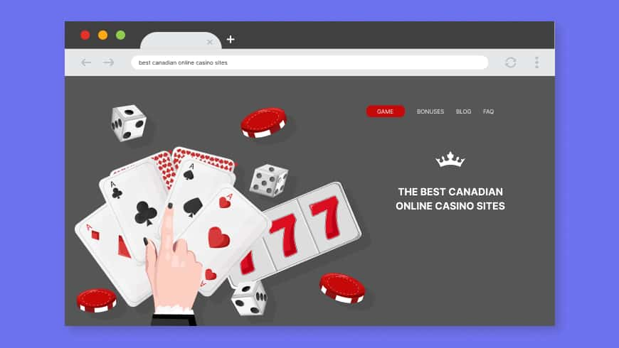 Best Canadian Online Casino Sites