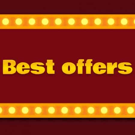 Online casino best offers