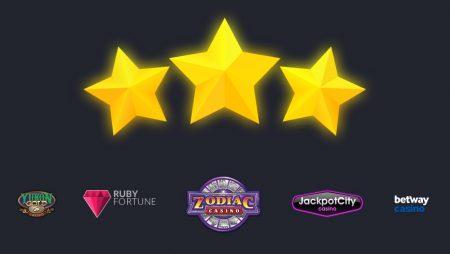 List of Best Online Casinos