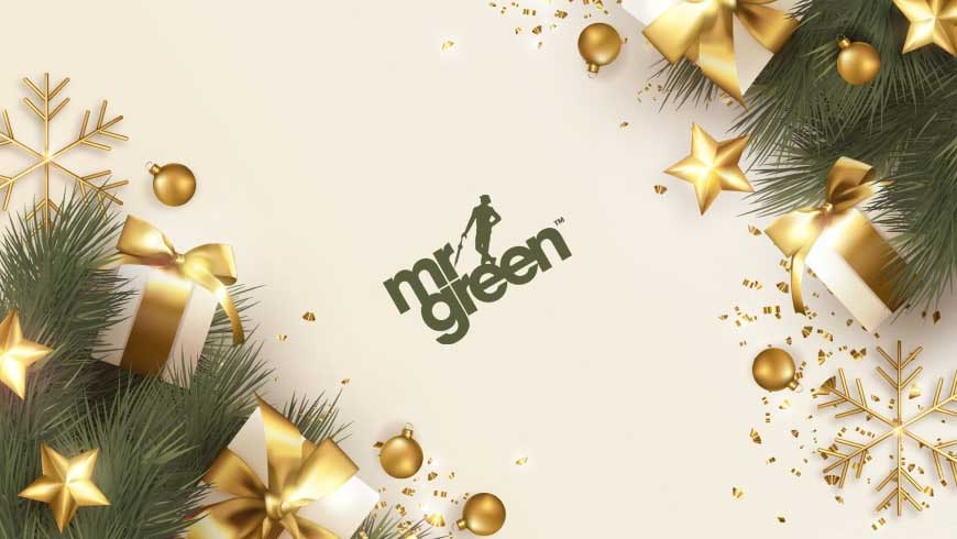 Mr Green Casino Christmas Promotions in 2020