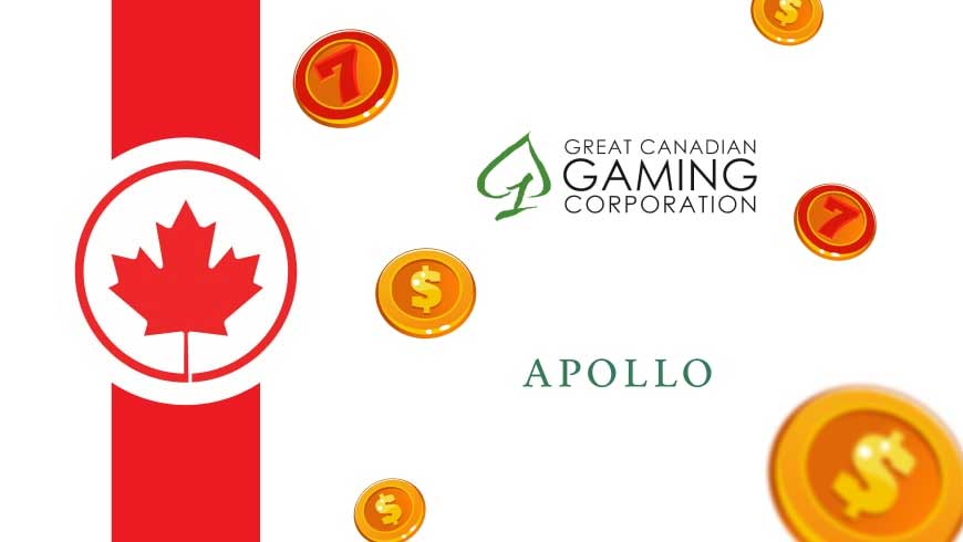 Great Canadian Gaming and Apollo Global Mng. Complete Acquisition by 2021
