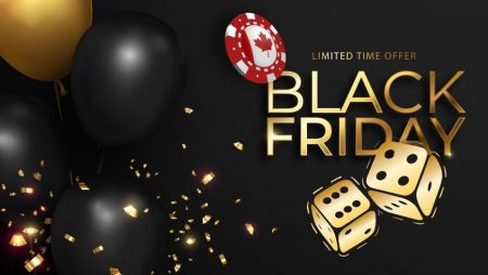 BLACK FRIDAY ONLINE CASINO PROMOTIONS IN CANADA 2020