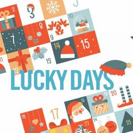 Lucky Days Christmas Calendar 2020