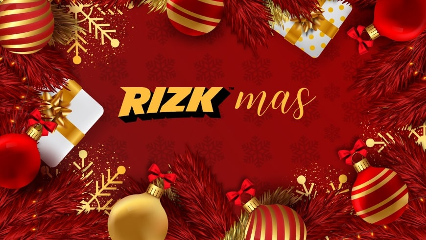 RIZKMAS AT RIZK CASINO — DAILY GIFTS!