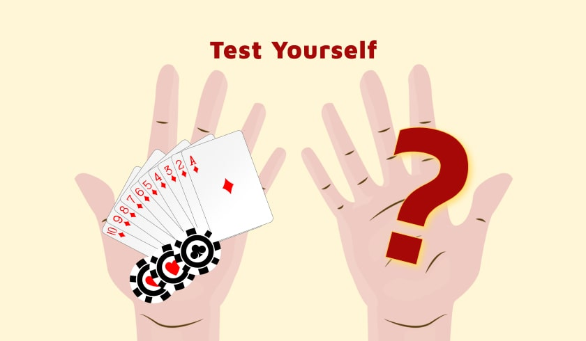 Do you have a gambling addiction: test yourself