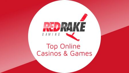 Top Red Rake Gaming Online Casinos & Games