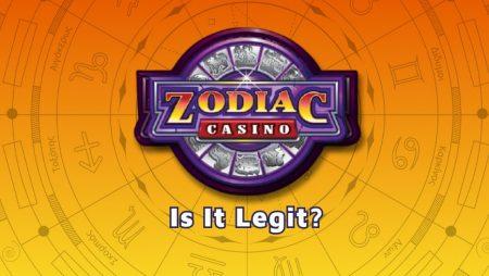 Reveal: Is Zodiac Online Casino Legit?