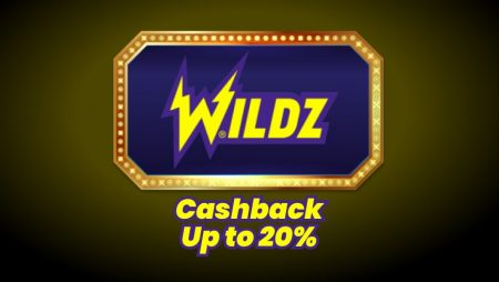 How to Get Wildz Cashback Up to 20%