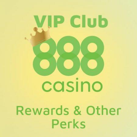 888 Casino VIP Club: Rewards & Other Perks