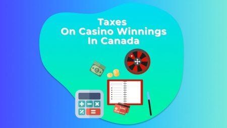 Taxes on Casino Winnings in Canada