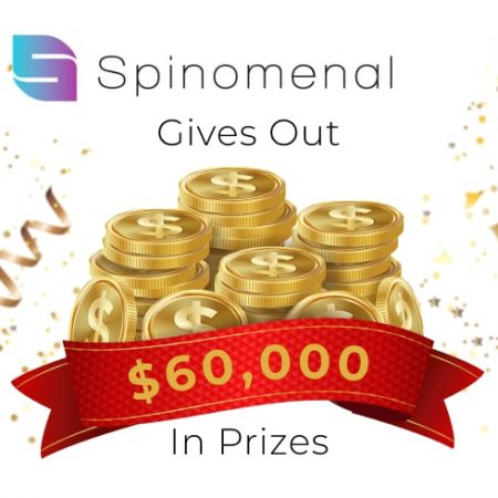 Spinomenal Gives Out $60,000 in Prizes