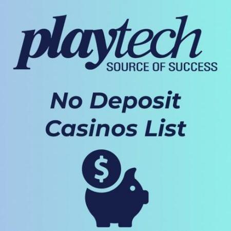 No Deposit Playtech Casinos List