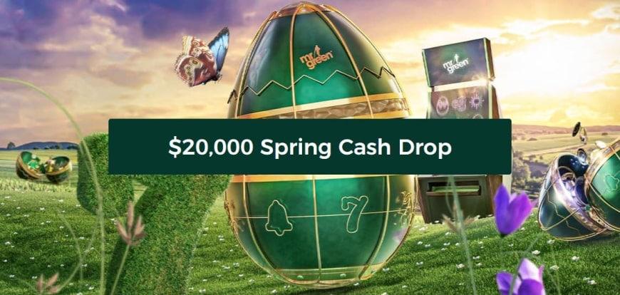 Mr Green Casino Bonus Codes 2021
