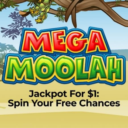 Mega Moolah Jackpot For $1: Spin Your Free Chances