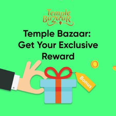 Temple Bazaar: Get Your Exclusive Rewards