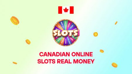 Canadian Online Slots Real Money