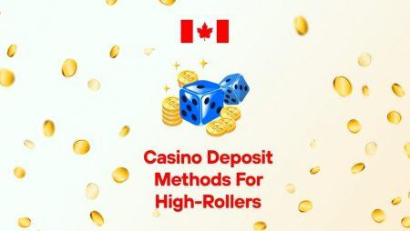 Casino Deposit Methods for High-Rollers
