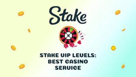 Stake VIP Levels: Best Casino Service