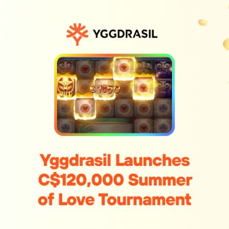 Yggdrasil Launches C$120,000 Summer of Love Tournament