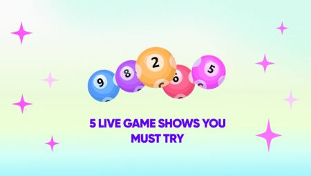 5 Live Game Shows You Must Try