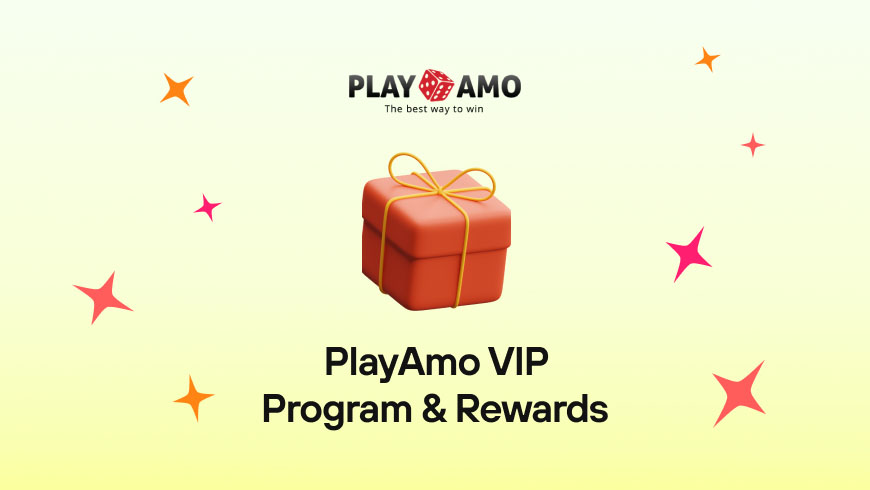 PlayAmo VIP Program & Rewards