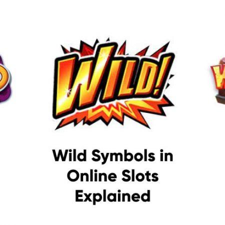 Wild Symbols in Online Slots Explained