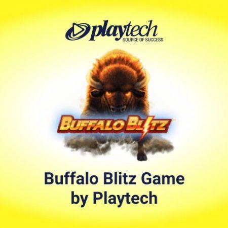 Buffalo Blitz Game by Playtech