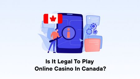 Is It Legal to Play Online Casino in Canada?